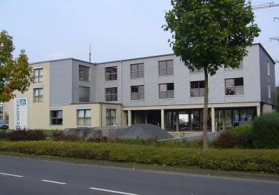 Bürogebäude Gewerbegebiet Rösrath