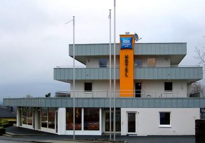 Umbau Hotel (ehemaliges Bürogebäude)